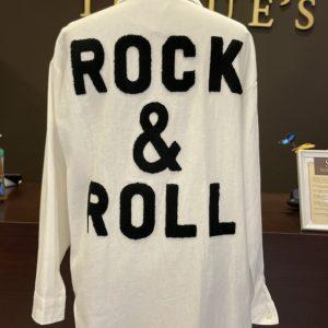 Sobrecamisa Rock and Roll