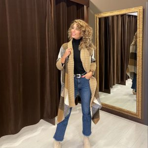 Abrigo lana Florence